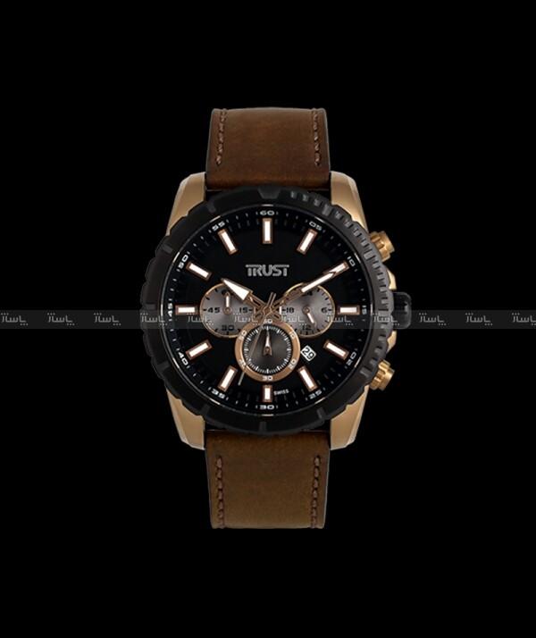 ساعت تراست سوئیس مدلG496IQD با گارانتی۱۸ماهه-تصویر اصلی