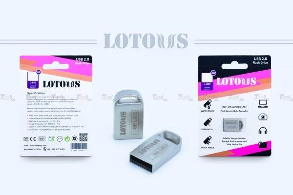 فلش LOTOUS L802- 16G-تصویر اصلی