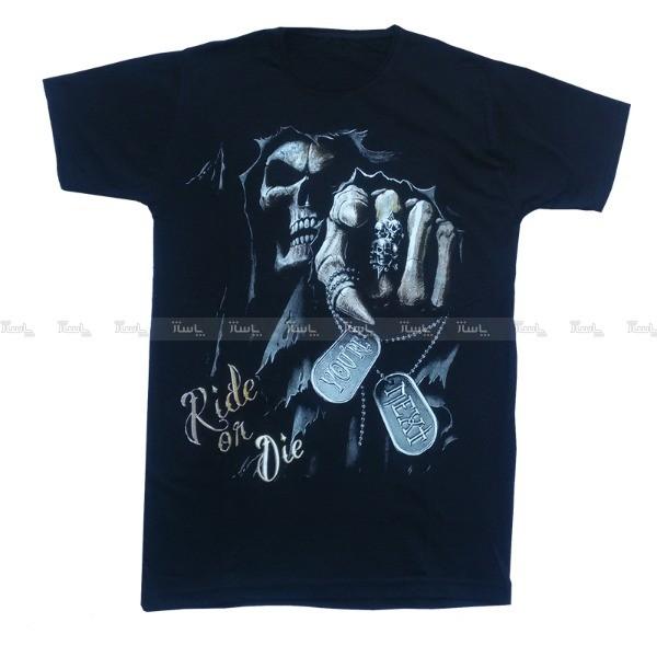 تی شرت مردانه طرح ride or die-تصویر اصلی