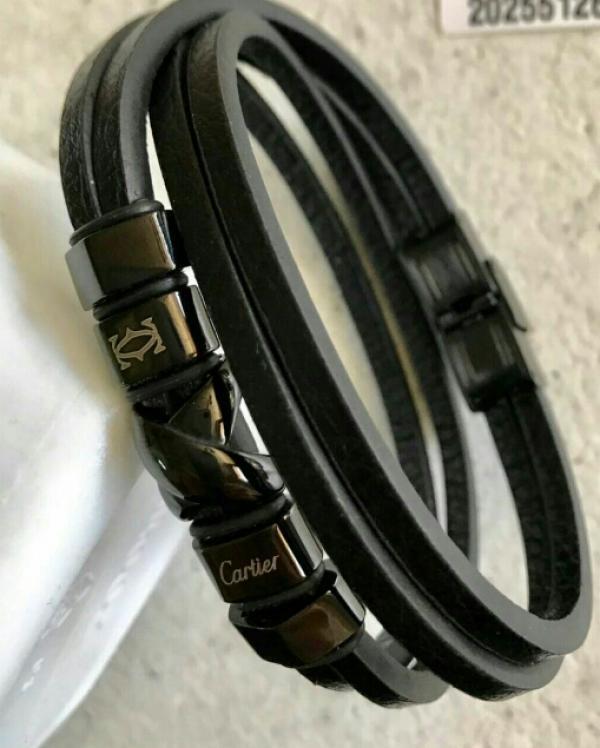 دستبند چرم-تصویر اصلی