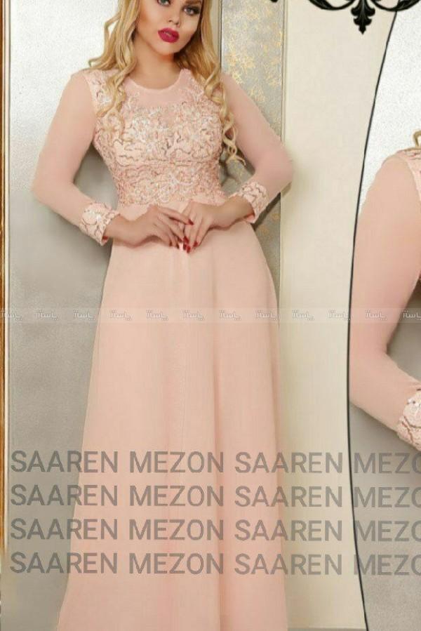 لباس مجلسی مدل شبنم-تصویر اصلی