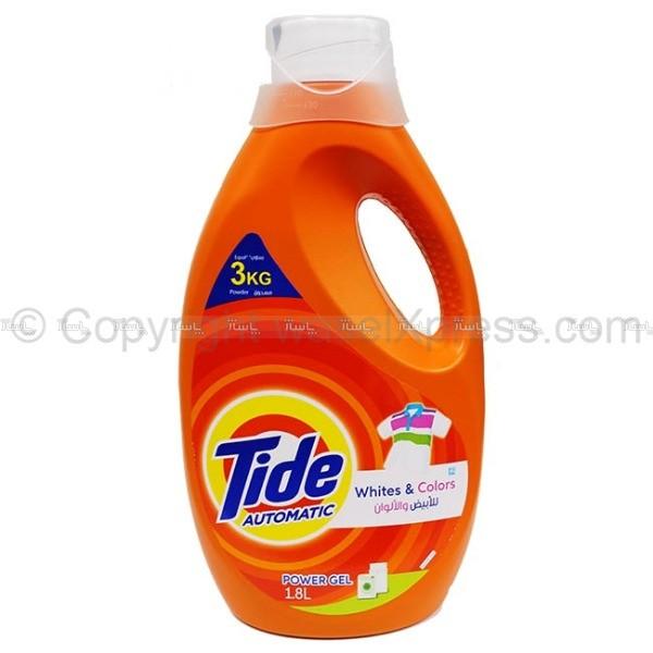 مایع ماشین لباسشویی تاید 1.8 لیتری (Tide)-تصویر اصلی