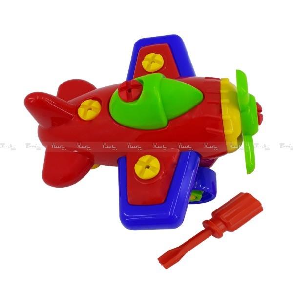 بازی ساختنی مدل هواپیما-تصویر اصلی