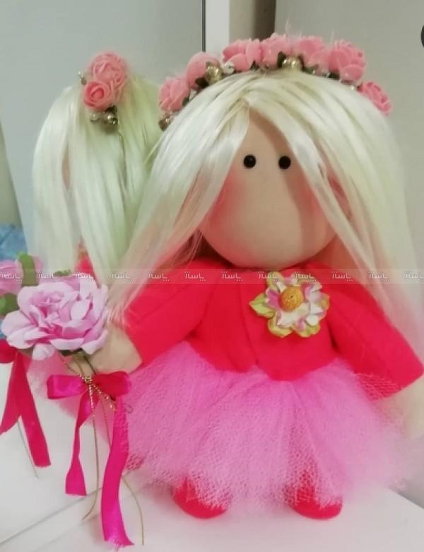 عروسک روسی مو طلایی-تصویر اصلی