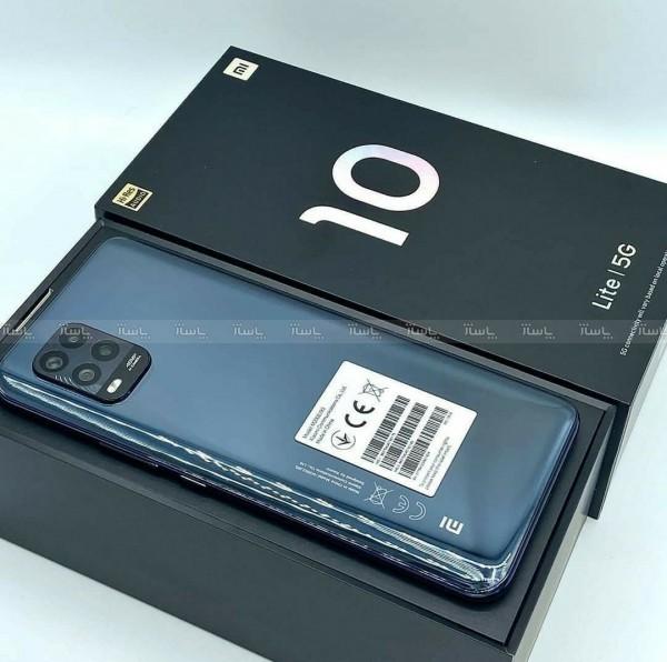 شیائومی Xiaomi Mi 10 lite 5G 6+128 با گارانتی-تصویر اصلی