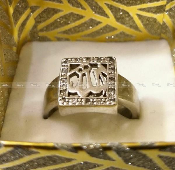انگشتر دستساز نقره-تصویر اصلی