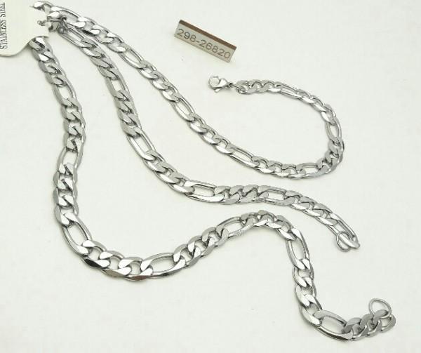 زنجیر دستبند ست استیل-تصویر اصلی