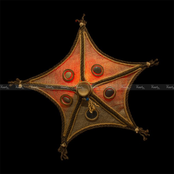 آباژور چتری دیواری مدل لَنگا-تصویر اصلی