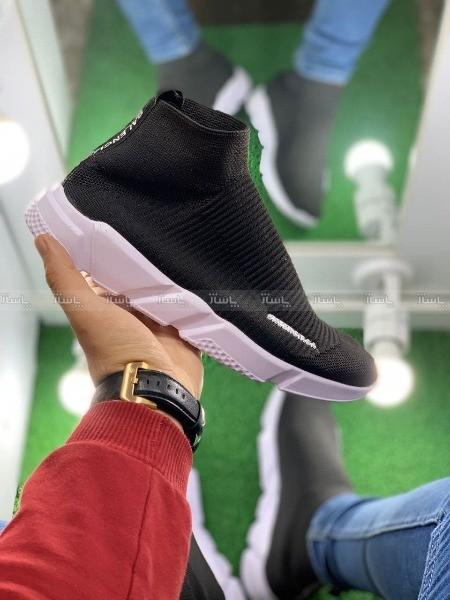 کفش کتانی ساق بلند بالنسیاگا مردانه-تصویر اصلی