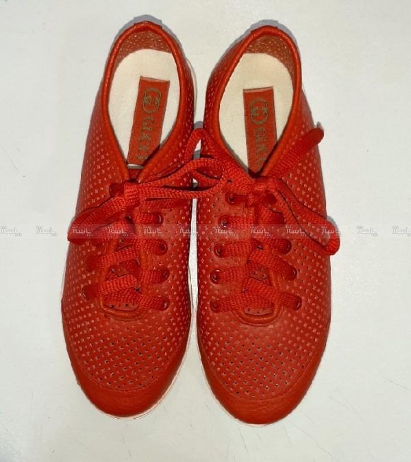 کفش کتانی زنانه گوچی-تصویر اصلی