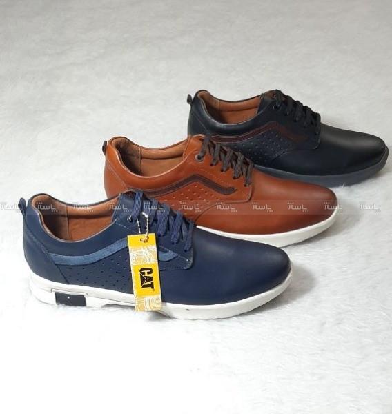 کفش مردانه چرم طبیعی-البرز-تصویر اصلی