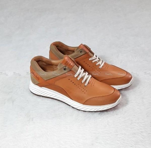 کفش مردانه چرم طبیعی مدل شاهین-تصویر اصلی