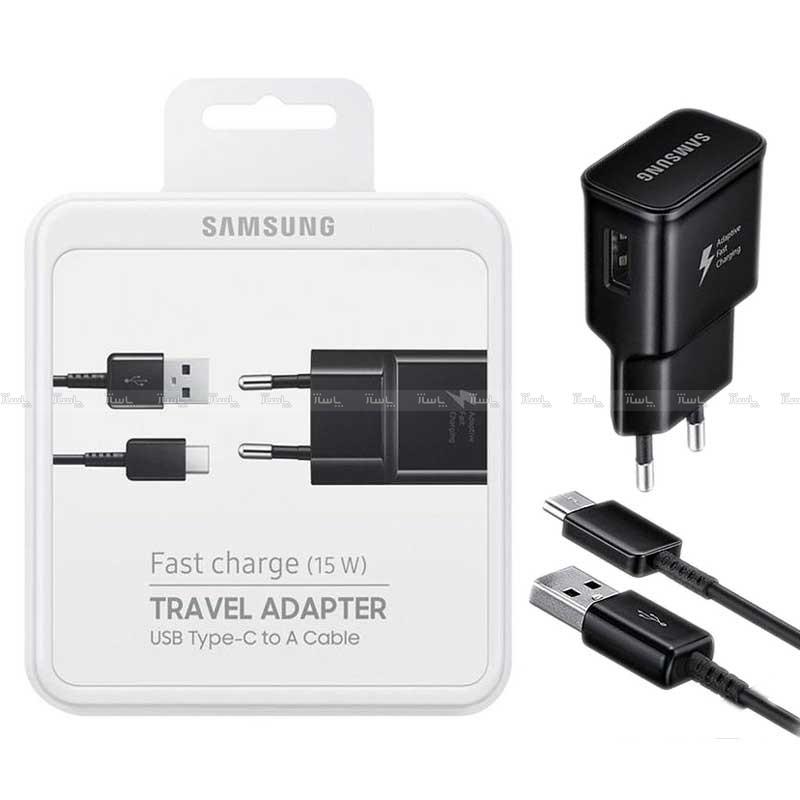 شارژر Samsung Type-C پک دار-تصویر اصلی
