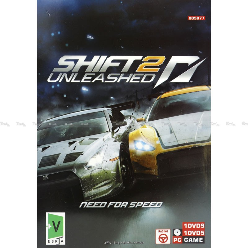 Need For Speed Shift2 Unleashed PC گردو-تصویر اصلی