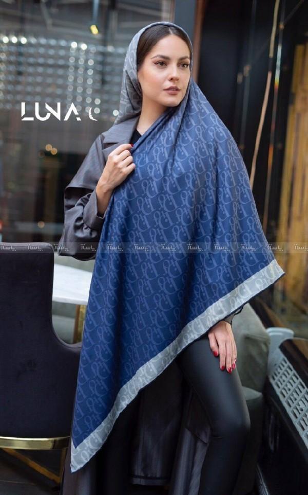 روسری زمستانی-تصویر اصلی