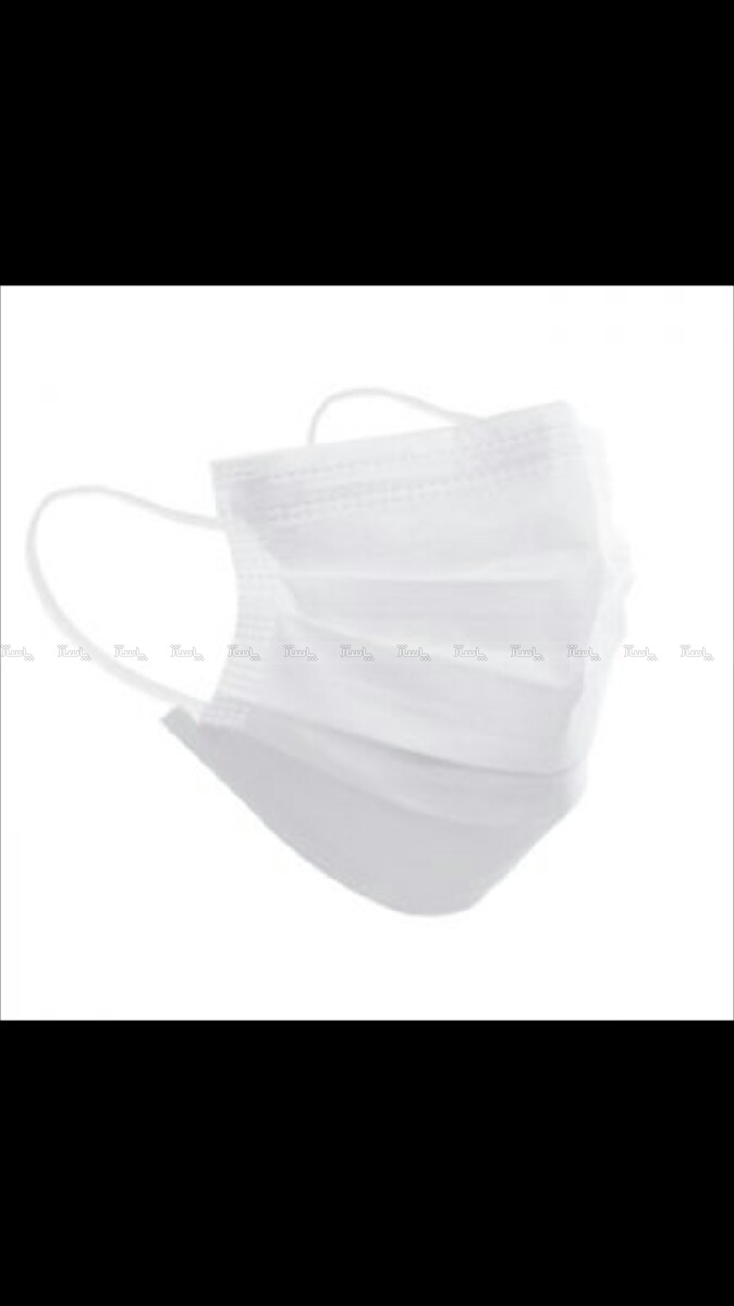 ماسک سه لایه فول پرس سهیل طب-تصویر اصلی