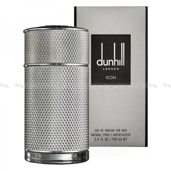 دانهیل آیکون دانهیل نقرهای dunhill Icon-تصویر اصلی