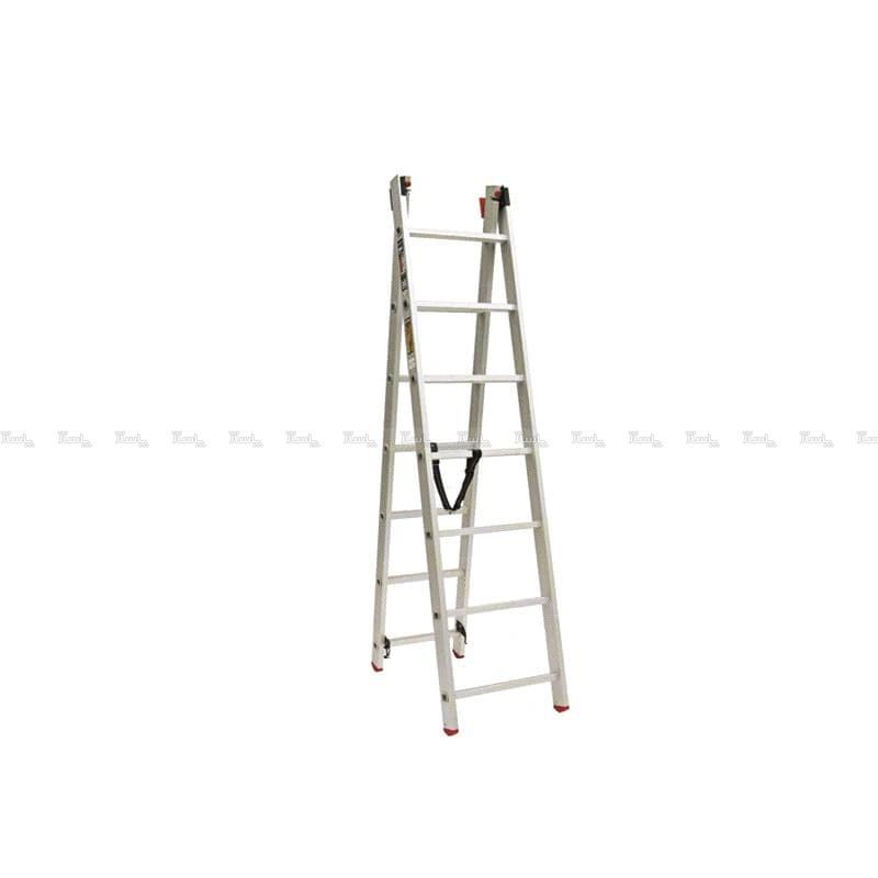 نردبان 2 تکه 14 پله مدل اکسلنت-تصویر اصلی