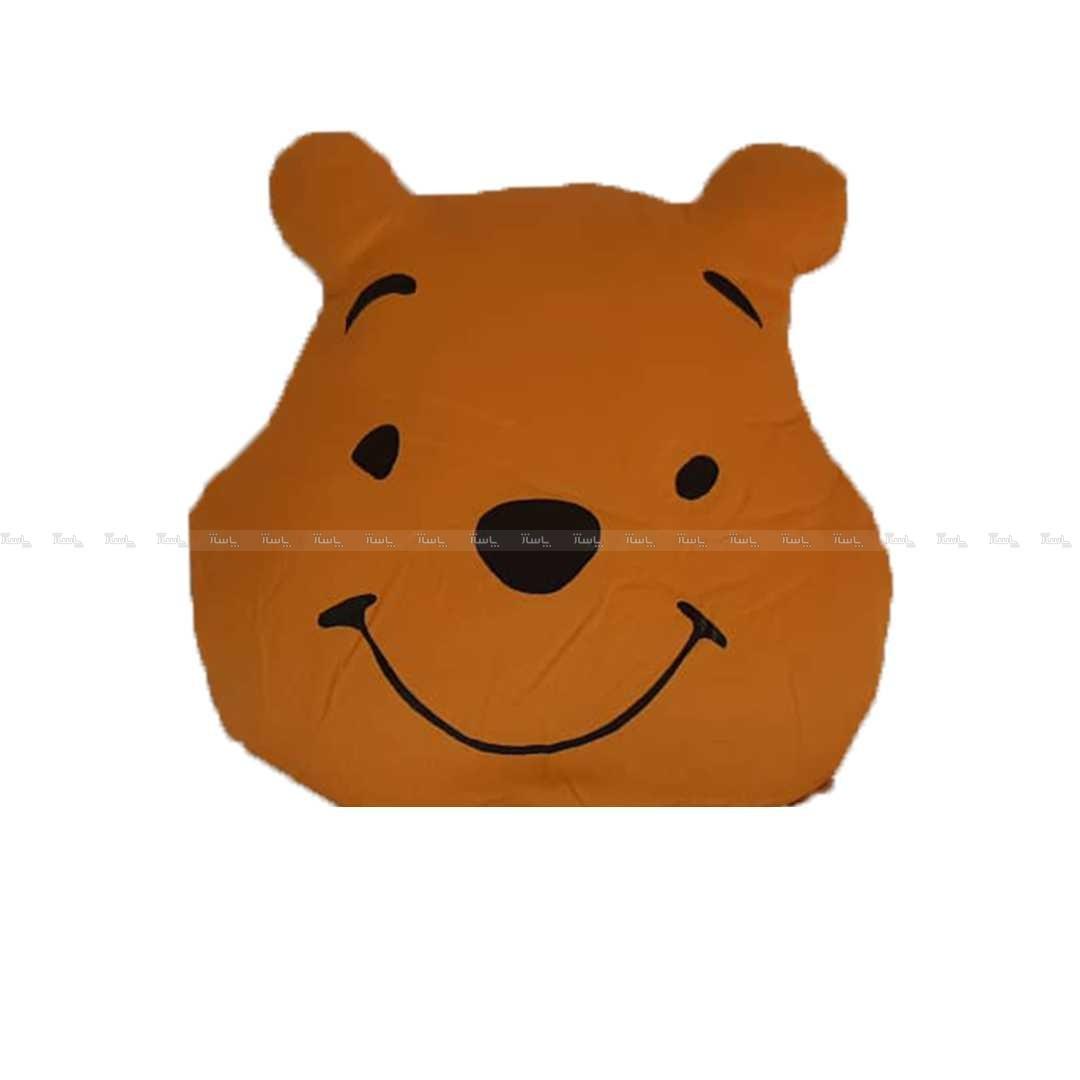 بالش فانتزی نخی کودک طرح پوو Pooh-تصویر اصلی