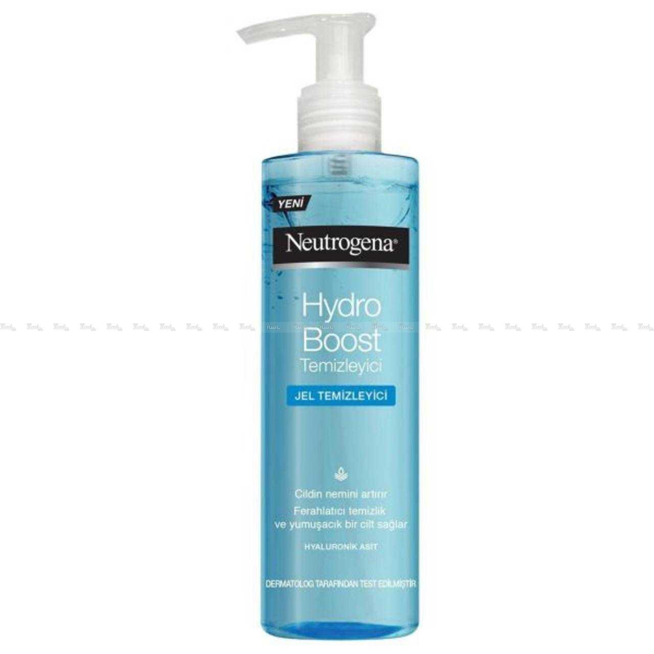 ژل شست و شوی صورت نوتروژینا Neutrogena Hydro Boost-تصویر اصلی