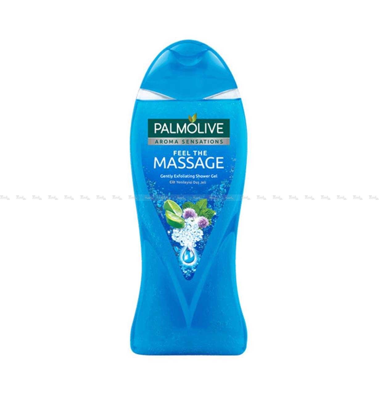 شامپو بدن مدل Massage پالمولیو Palmolive-تصویر اصلی