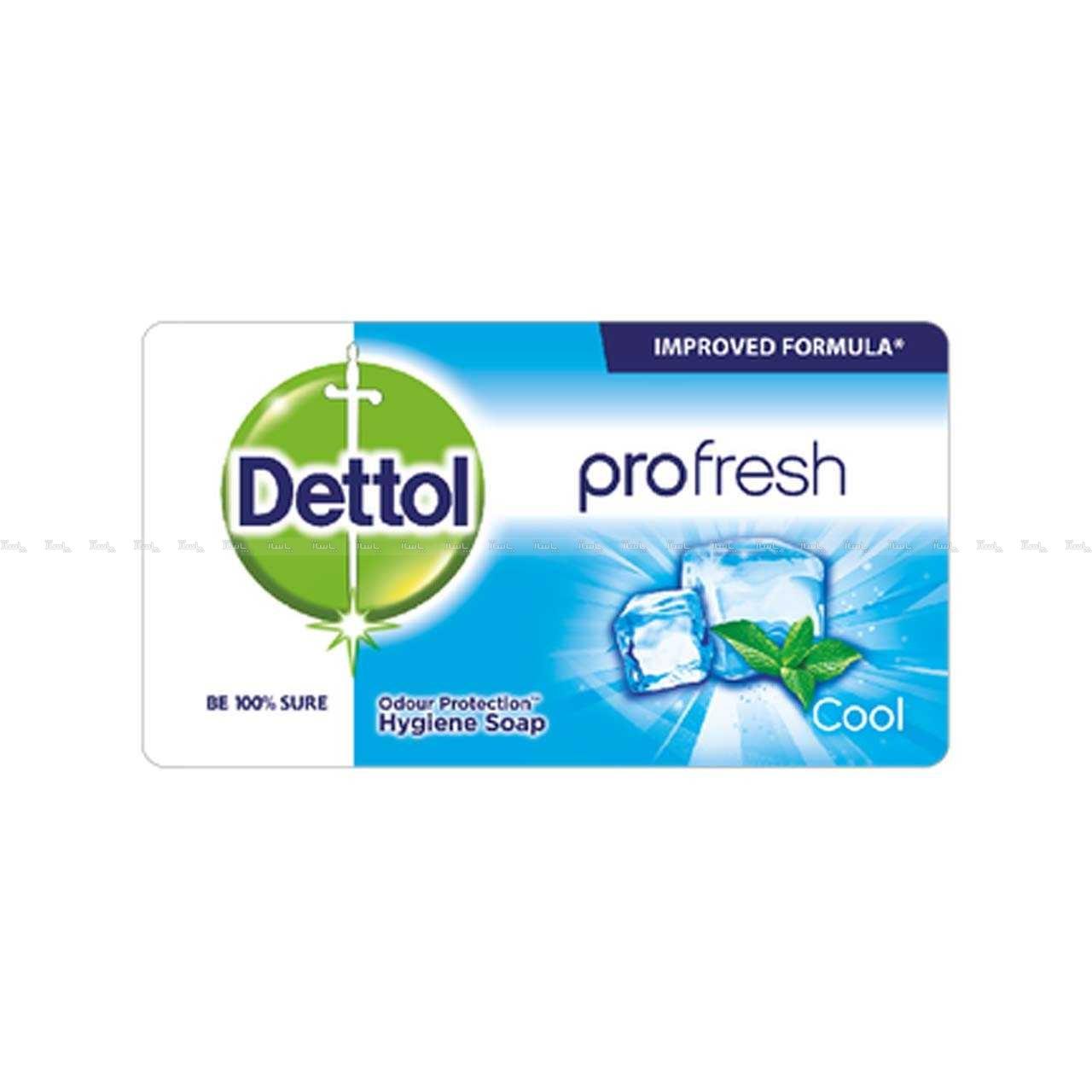 صابون آنتی باکتریال کول Pro Fresh دتول Dettol-تصویر اصلی