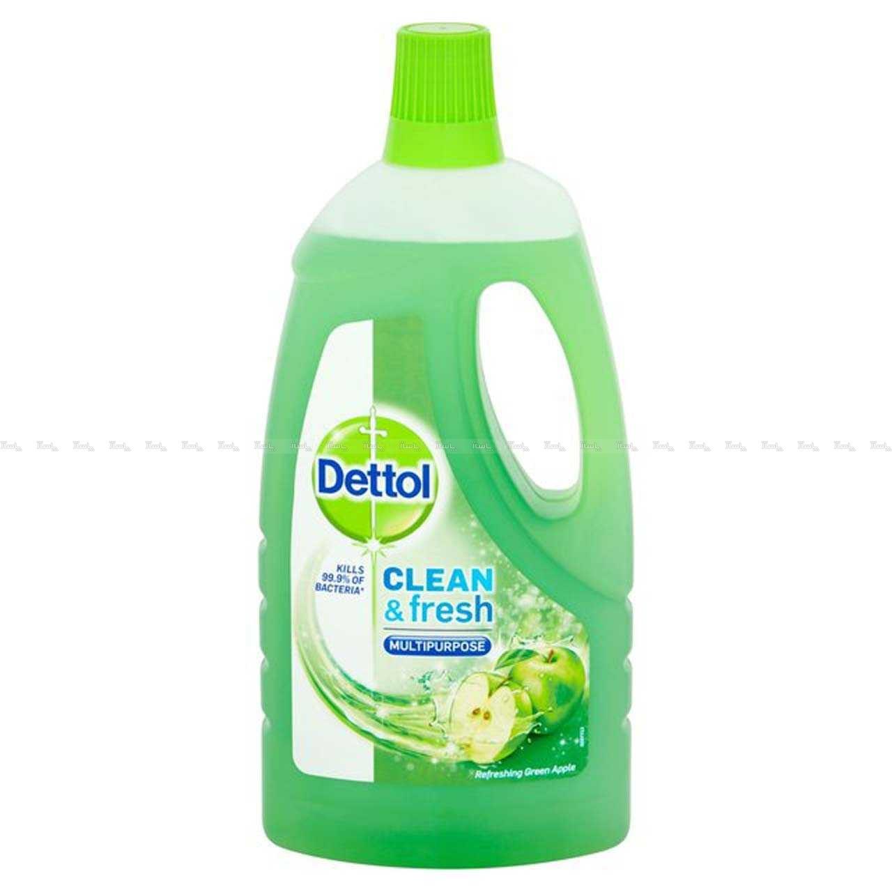 پاک کننده همه منظوره سیب سبز دتول Dettol-تصویر اصلی