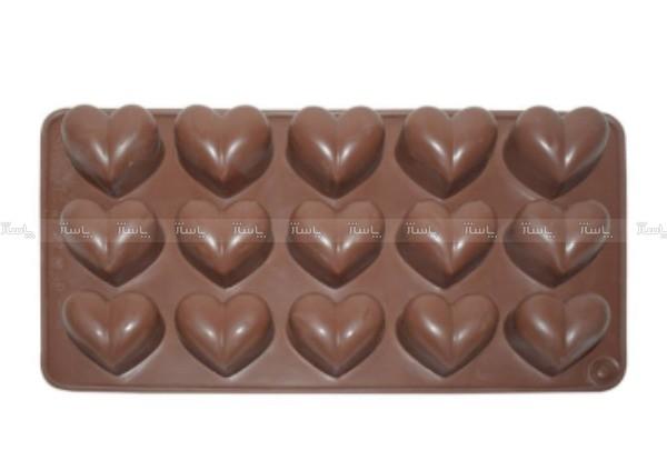 قالب شکلات طرح قلب مدل 01-تصویر اصلی