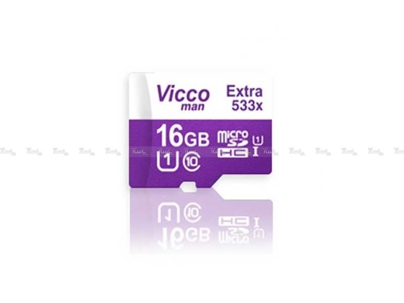 رم microSDHC ویکو ۱۶ گیگ-تصویر اصلی