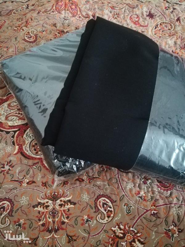 پارچه چادر مشکی حریر اسود شهرکرد-تصویر اصلی