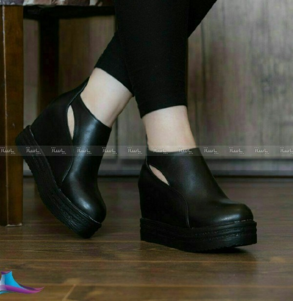 کفش چرم لژدار مخفی-تصویر اصلی