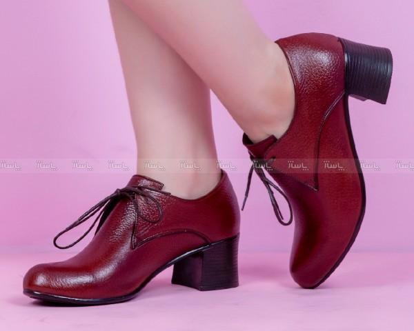 کفش چرم طبیعی ارسال رایگان-تصویر اصلی