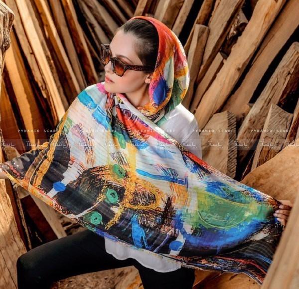 روسری برند پیرامید-تصویر اصلی