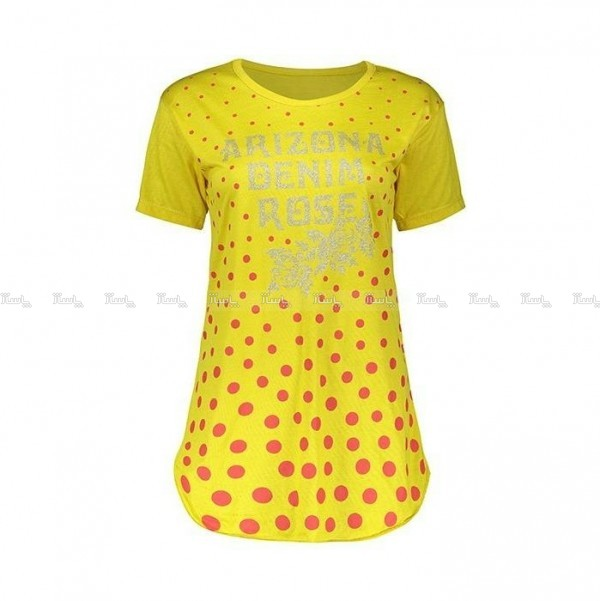 تی شرت زنانه کد 018-تصویر اصلی
