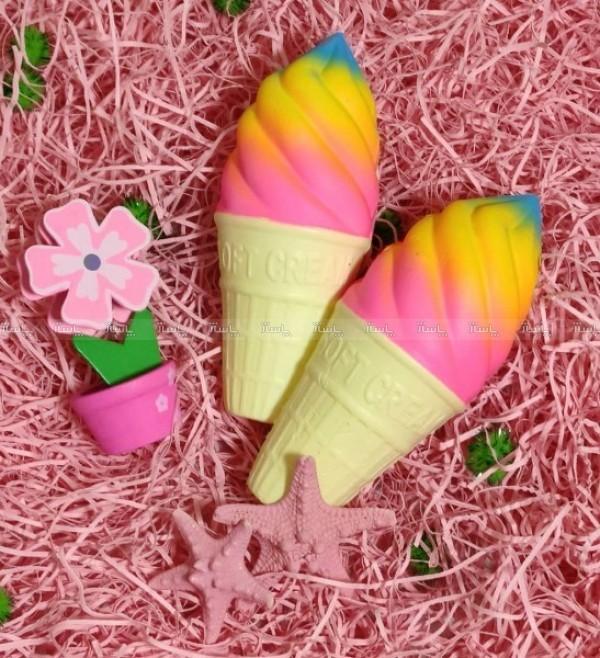 اسکوییشی بستنی سه رنگ-تصویر اصلی