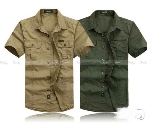 پیراهن آستین کوتاه مارک جیپ-تصویر اصلی