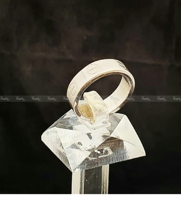 انگشتر طلا 18 عیار-تصویر اصلی