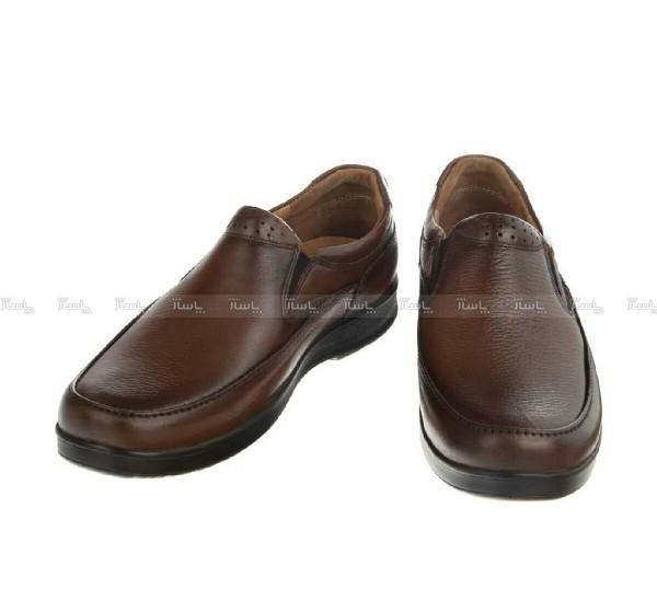 کفش تمام چرم مردانه-تصویر اصلی