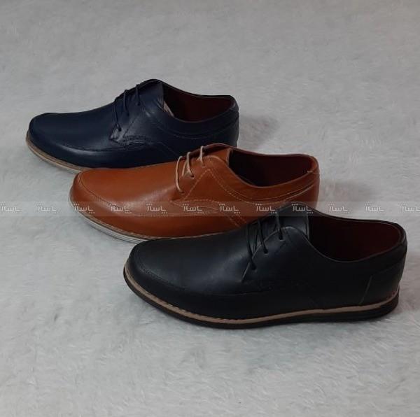 کفش کلاسیک،اسپرت مردانه چرم طبیعی-تصویر اصلی