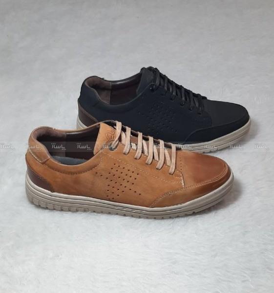 کفش مردانه چرم طبیعی کد 103-تصویر اصلی