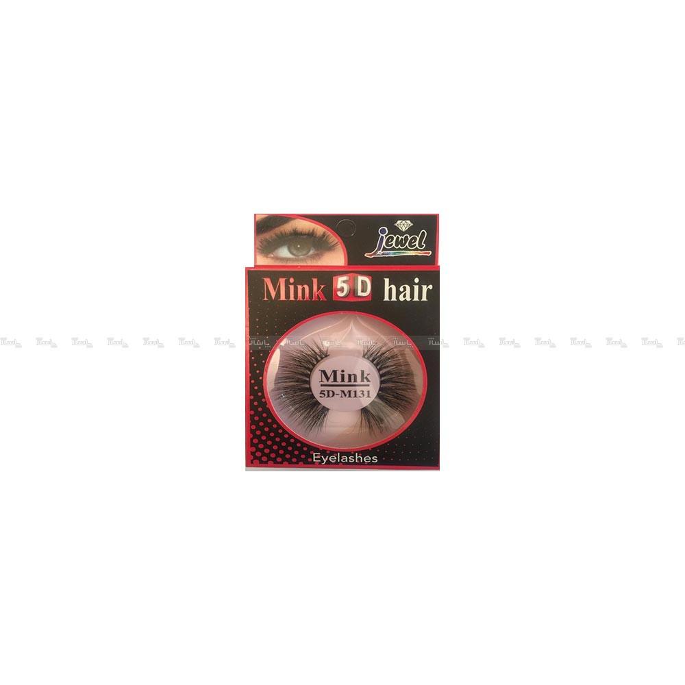 مژه مصنوعی جفتی مدل 5D-M131 Mink Hair جویل-تصویر اصلی