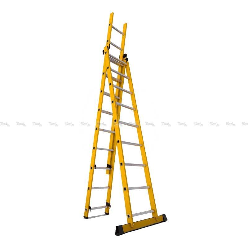 نردبان 3 تکه 28 پله مدل الگانت-تصویر اصلی