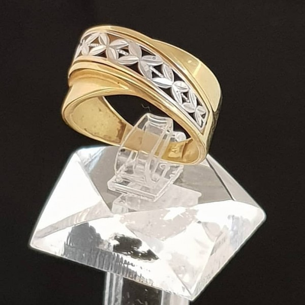 انگشتر طلا ۱۸ عیار-تصویر اصلی