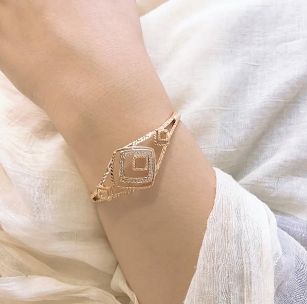 دستبند طرح طلای ژوپینگ-تصویر اصلی