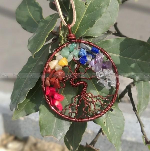گردنبند و رومانتویی درخت زندگی-تصویر اصلی