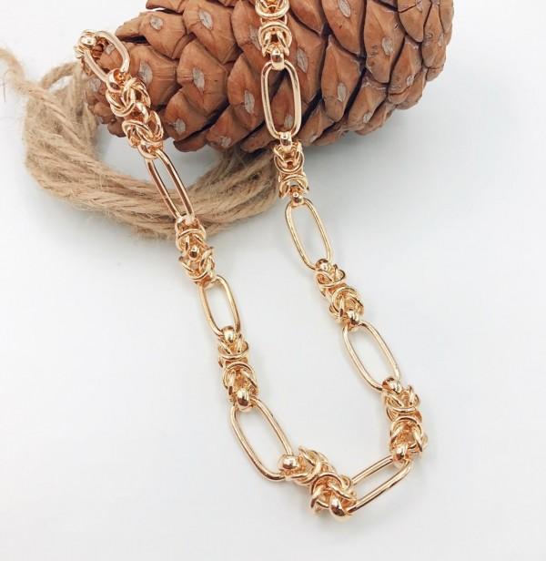 زنجیر تک طرح طلا-تصویر اصلی