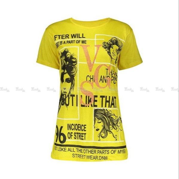 تی شرت زنانه کد 03-تصویر اصلی