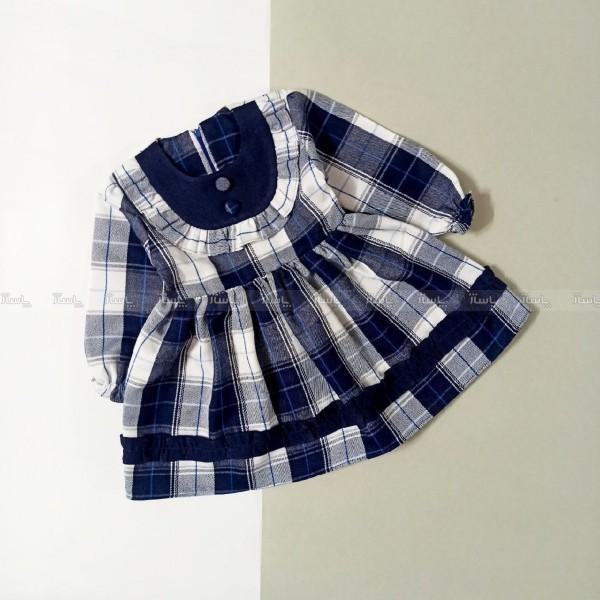 پیراهن پاییزه دخترانه-تصویر اصلی
