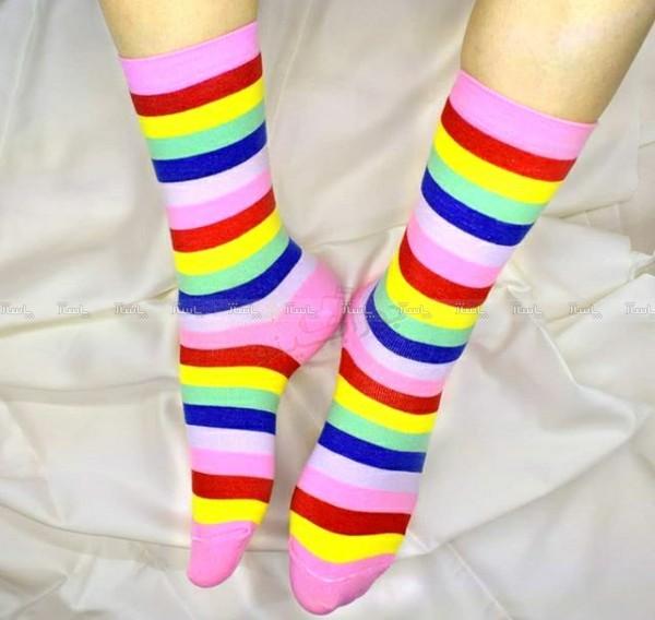 جوراب رنگین کمان-تصویر اصلی