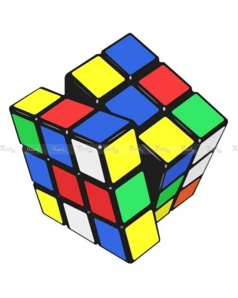 مکعب جادویی روبیک 3*3*3-تصویر اصلی